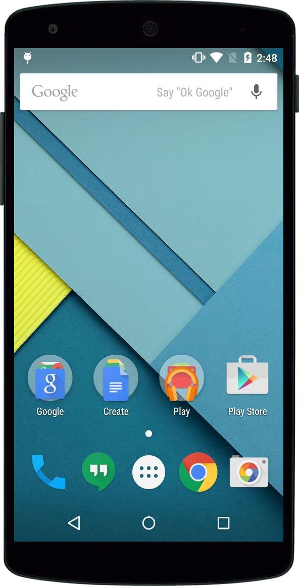 Nexus 5 – Mobile app testing -Remote TestKit